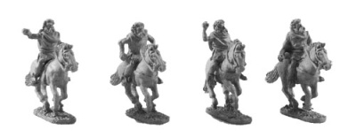 Maccabean Unarmoured Cavalry (4)