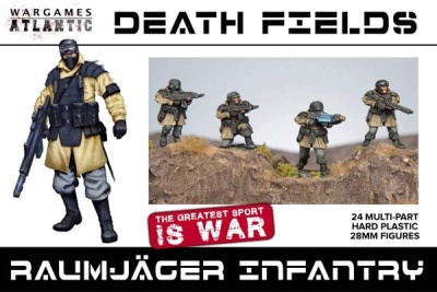 Raumjäger Infantry Box Set (24)
