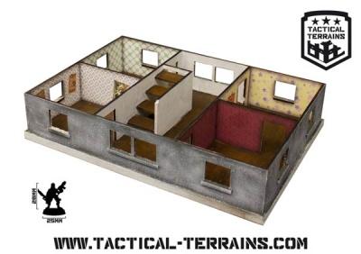 Tactical Terrains Etage für Haus 28mm