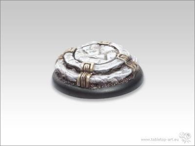 Runestone Bases 50mm 2 rund (1)