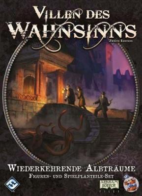 Villen des Wahnsinns - Wiederkehrende Albträume 2. Ed.