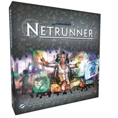 Android Netrunner: LCG - Grundspiel Neuauflage - DEUTSCH