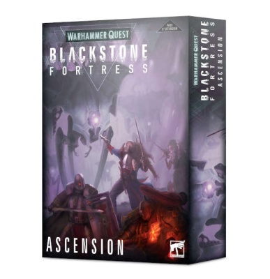 Blackstone Fortress: Ascension ENGLISCH