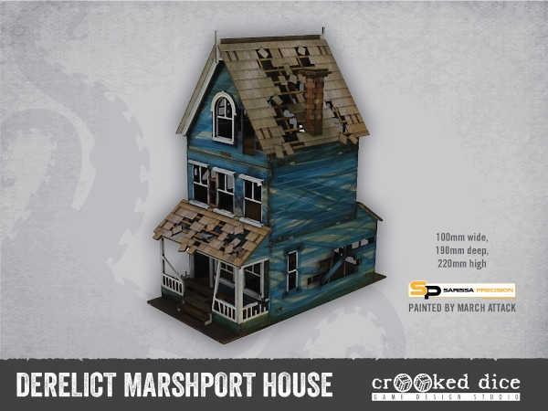 Derelict Marshport House