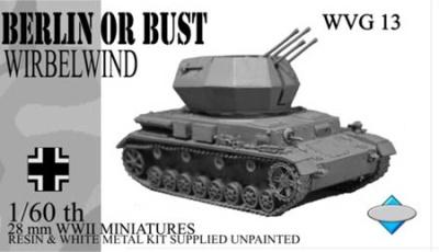 Wirbelwind Flakpanzer