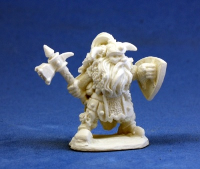 Dwarf Warrior (1)