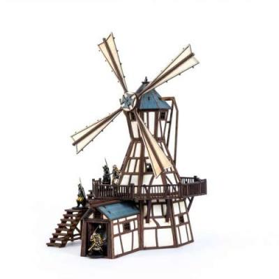 Tueden League Windmill
