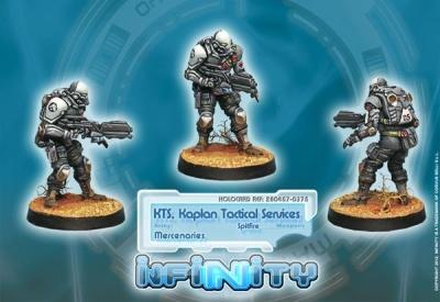KTS, Kaplan Tactical Services (Spitfire) (SL)