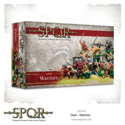 SPQR: Gaul - Warriors (20)