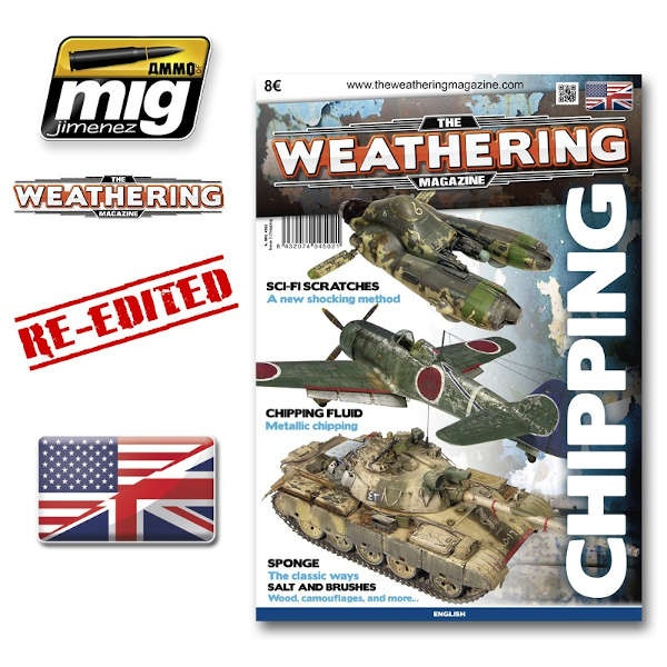 The Weathering Magazine: Issue 3 CHIPPING