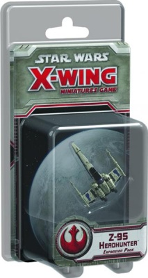 Star Wars X-Wing: Z-95 Headhunter Expansion Pack