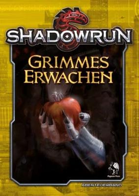 Shadowrun: Grimmes Erwachen (Softcover)
