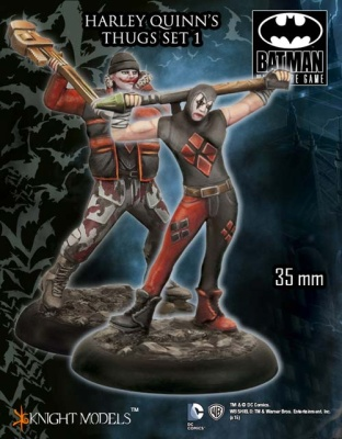 Harley Quinn's Thugs Set I (2)