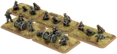 Regimental Support Platoons