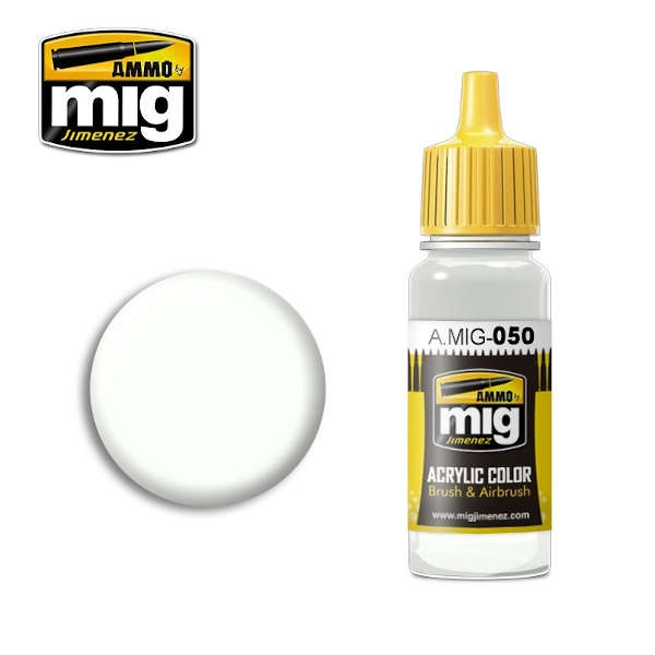 Matt White (17ml)
