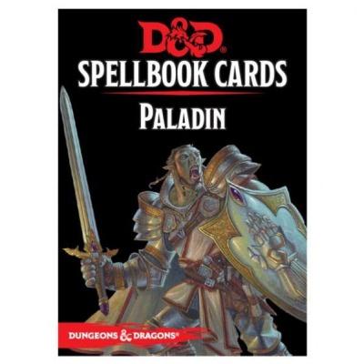 D&D: Spellbook Cards: Paladin Deck (69 Cards)