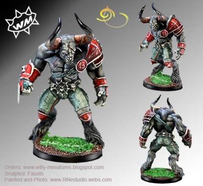 Chaos Minotaur (1)