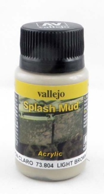Vallejo Weathering Effects Splash Mud Industrial 40 ml
