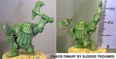 Chaos Dwarf #2