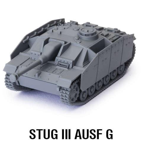 World of Tanks Expansion - German (StuG III G)