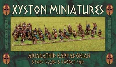 Kappadokian 330BC-322BC & 300BC
