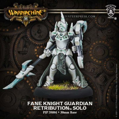 Retribution Solo Fane Knight Guardian