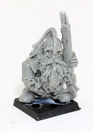 Dwarf Harquebusier Champion
