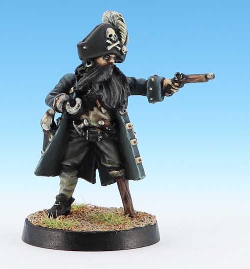 Black Jack Davey