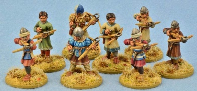 Sergeants with Crossbows (SCD07) (8)
