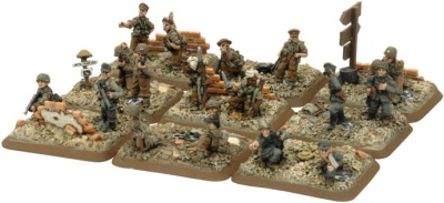 Infantry Aces (9 warriors for Cassino Campaign)