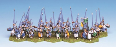 Noble Mounted Lancers (20)