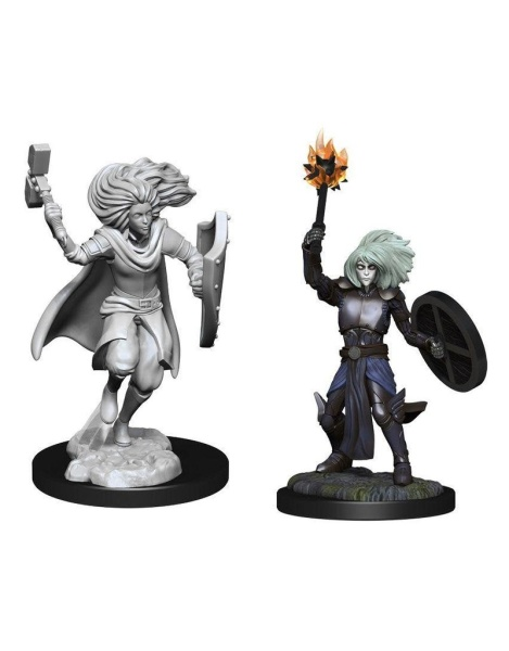 Changeling Cleric (2)