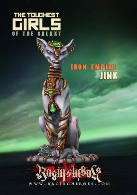 Jinx, IE Mascot (IE)