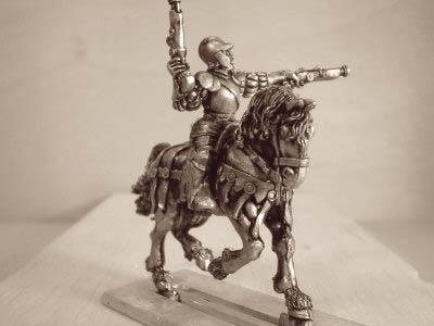 Imperiale leichte Kavallerie Pistoliere II