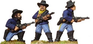 7th Cavalry w/ Carbines (foot)