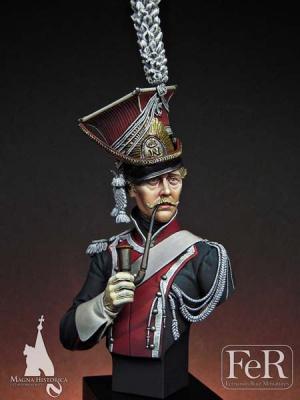 Polish Lancer, 1780