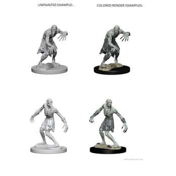 D&D: Ghouls (2)