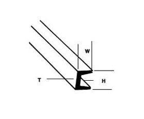 U Profil (35cm klein)