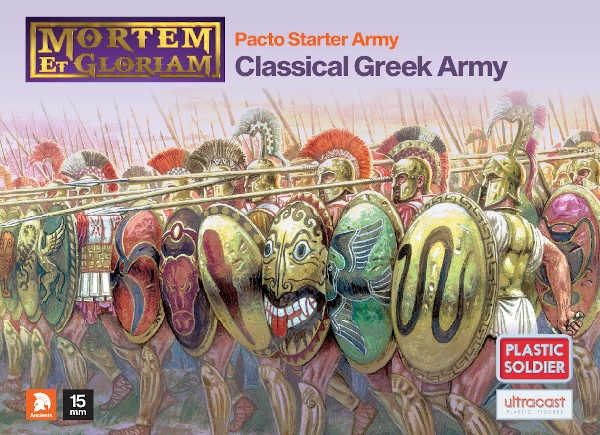 Mortem et Gloriam Classical Greek Army Starter