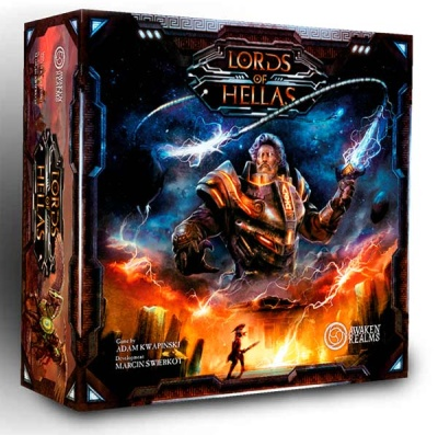 Lords of Hellas  Grundspiel DE