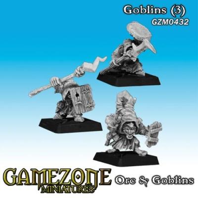 Goblin Speerträger (3)