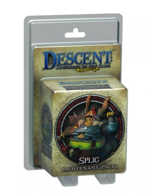 Descent Road to Legend Miniatures: Splig