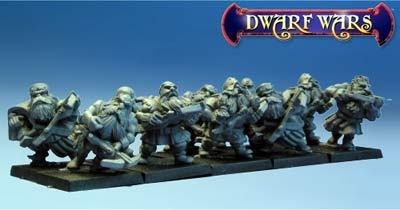 Dwarf Bow Regiment (10)