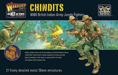 Bolt Action Chindits