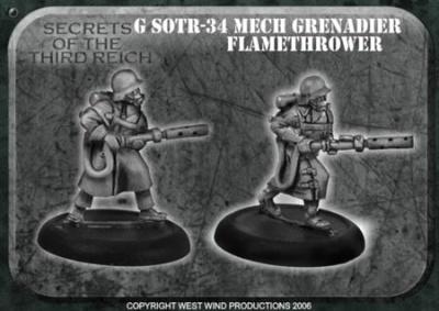 German Flamethrowers (2)