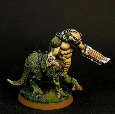 Reptile Centaur