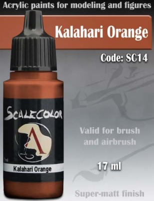 Scalecolor 14 Kalahari Brown (17ml)