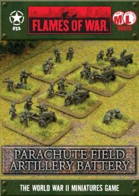 Parachute Field Artillery Battery