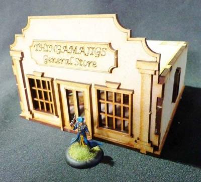 Store B: Thingamajigs General Store