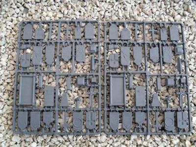 Gravestone Set (Grabsteine)